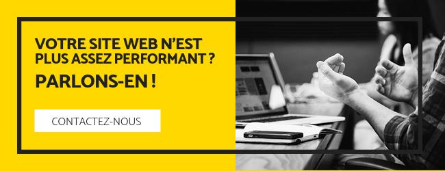 Un projet web ? Parlons-en ! Contactez-nous