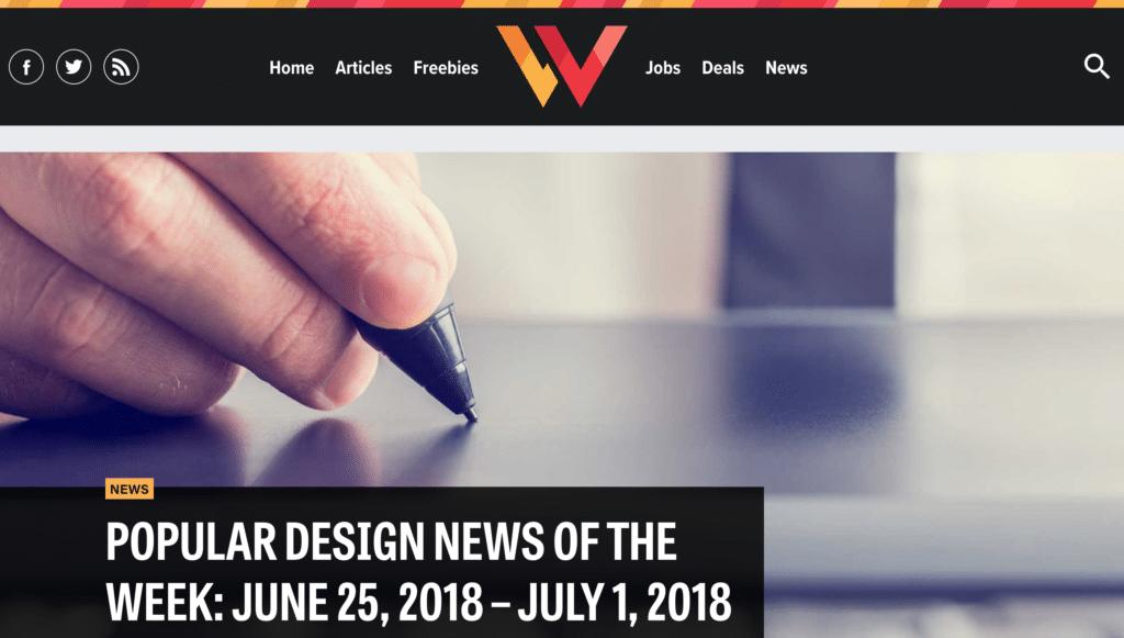 Blog-WebDesign-Webdesigner-Depot