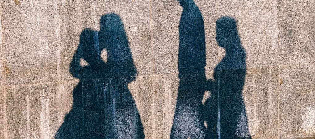 Illustration : silhouettes