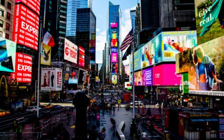 Affichage publicitaire - outbound marketing