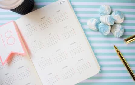 Planning éditorial pour les réseaux sociaux